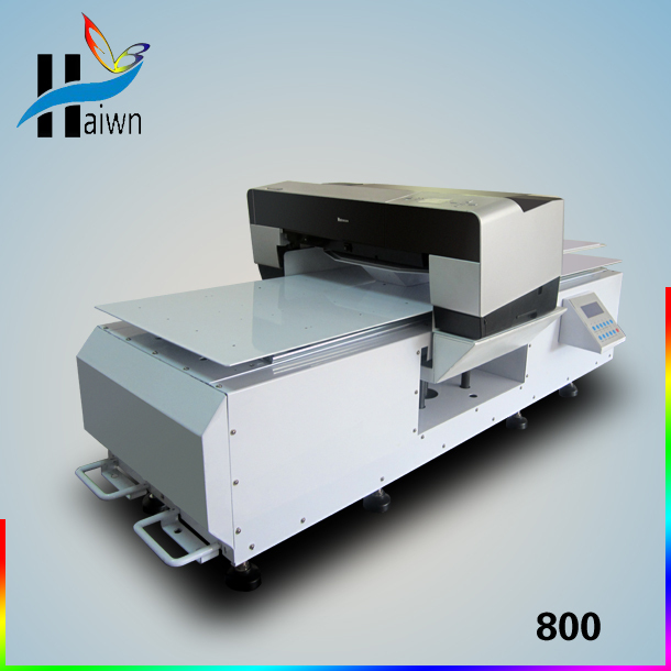 Digital printing machine price plastic sticker printing machine haiwn -800(China (Mainland))