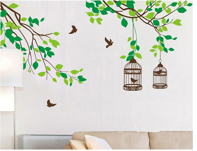 Bedroom Wall Painting Tree : Paper sunglass picture more detailed about tree