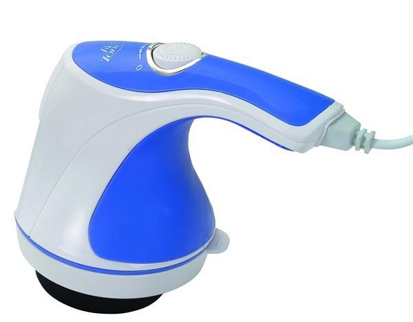 Free Shipping Factory Cheap Price Electronic Handheld Body Massager Relax &Tone Slim Machine Set(China (Mainland))