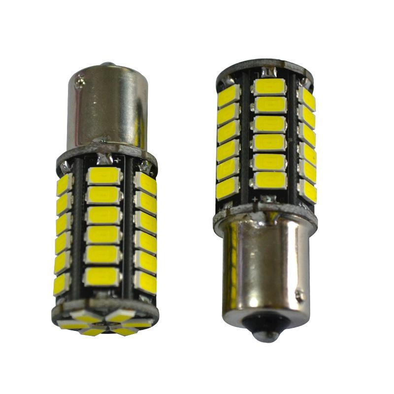 100X High power 420MA 1156 BA15S BAU15S 1157 BAY15D 42 SMD 5630 5730 LED P21/5W Turn signal Brake light Red Yellow White 12V(China (Mainland))