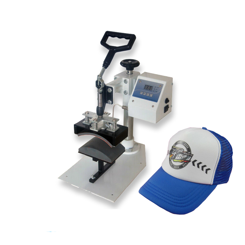 Heat Press Machine Cap Press Machine Hat Heat Transfer Printing Machine(China (Mainland))