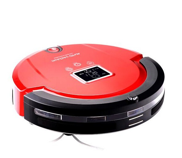 2015 New Design With Newest Technology robot vacuum cleaner self charging smart home sweeper vacuum cleaner(China (Mainland))