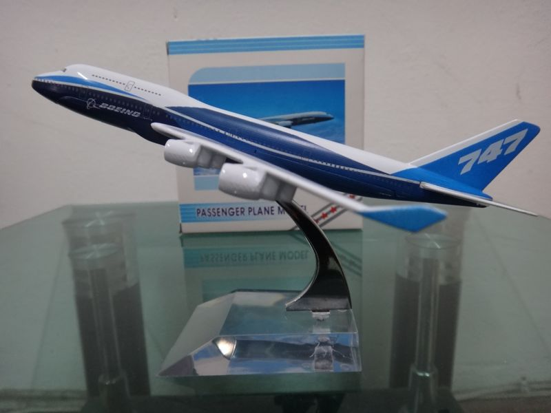 Great 1:400 Airplane Plane Model Chinese Boeing 747 Aircraft Airline Model Diecasts Toy Vehicles gifts for kids children(China (Mainland))