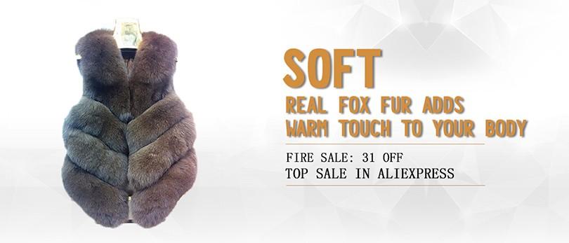 women natural real blue fox fur scarf solid color winter muffler  fashion Fox Fur wool 90cm Collar Soft Fur Scarf Neck Warmer