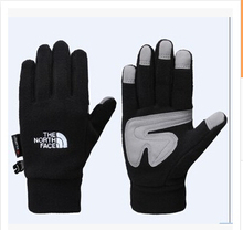 2015 Winter men and women outdoor sports warm fleece gloves skiing gloves touch gloves