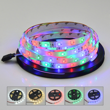 Buy IP20 Waterproof / IP65 Waterproof 2835 / 3528 SMD 5M LED Strip light DC12V Flexible RGB lamp 60LEDs/M Christmas lighting for $2.10 in AliExpress store