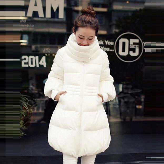 Фотография 2015 Winter Jacket Posed New Women