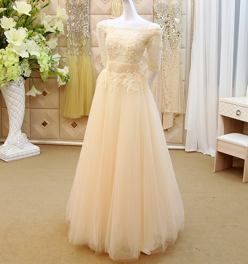 Linen wedding dresses promotion shop for promotional linen for Amazing dresses for wedding guests