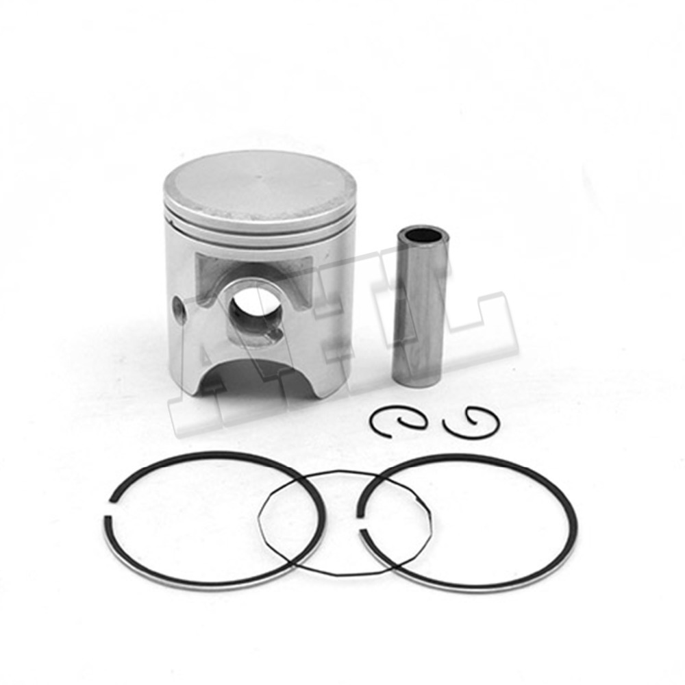 Motorcycle Engine parts STD Cylinder Bore Size 59mm pistons & rings Kit For Yamaha TZM150 TZM 150 piston & piston ring(China (Mainland))