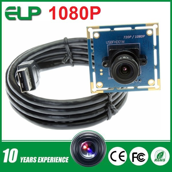 Top selling 10 pieces wholesale micro mini Ominivision CMOS OV2710 1080P 30fps  mjpeg &YUY2 security camera usb module