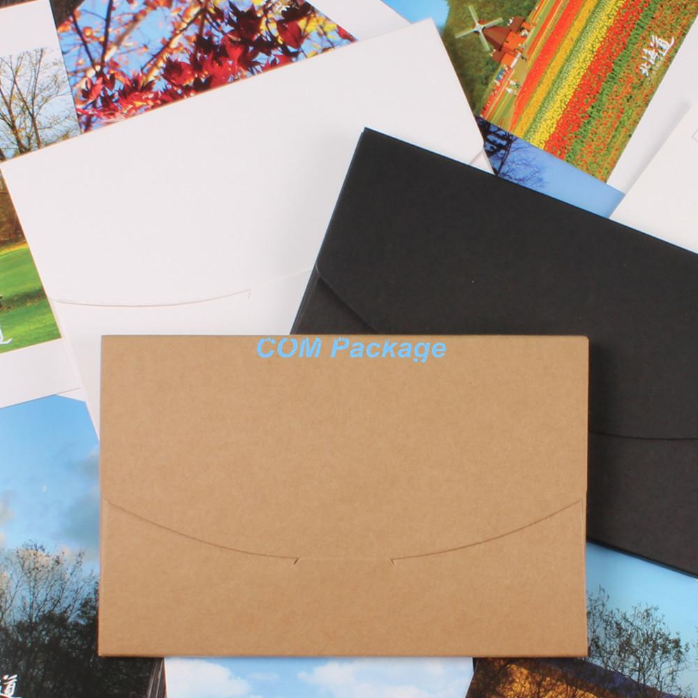 10 5 16 0 5cm kraft paper envelope invitation card letter