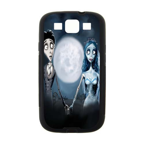 High Quality corpse bride and victor tpu cell phone Case sfor samsung galaxy S3 i9300 case Support wholesales(China (Mainland))