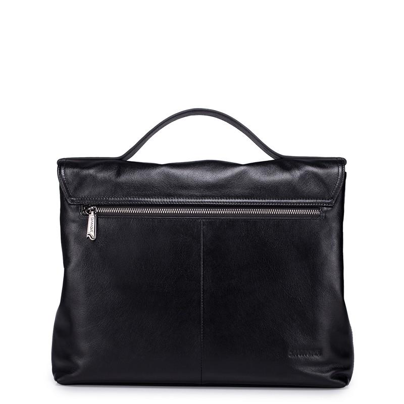 Genuine Leather Handbags 190245-03