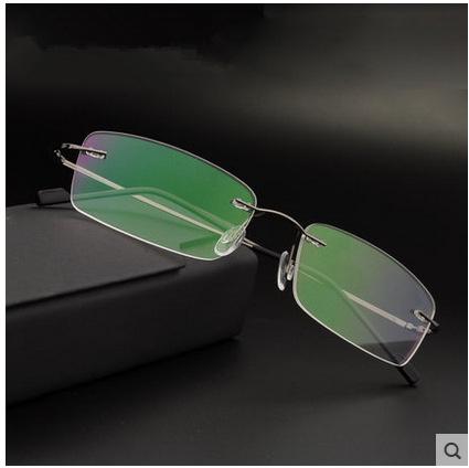 2015 Silhouette eyes ultra-light titanium rack rimless eyeglasses frame optical myopia frame prescription lens only 4g oculosОдежда и ак�е��уары<br><br><br>Aliexpress
