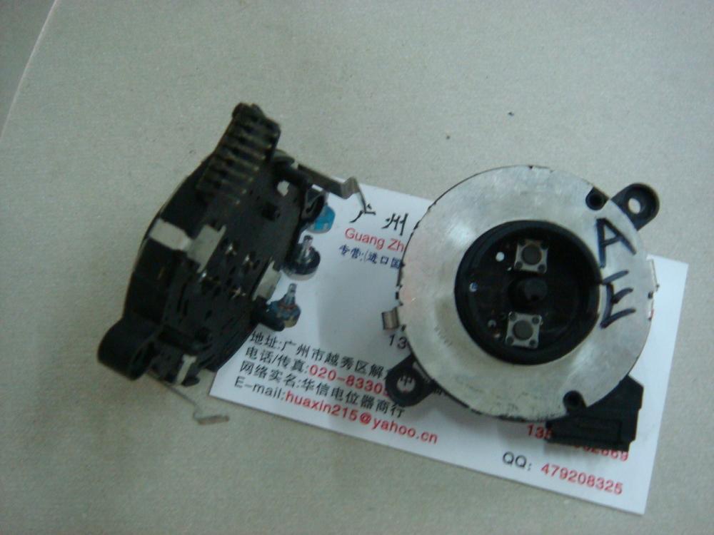 Code AE rotary potentiometer full reset switch potentiometer 8 feet(China (Mainland))