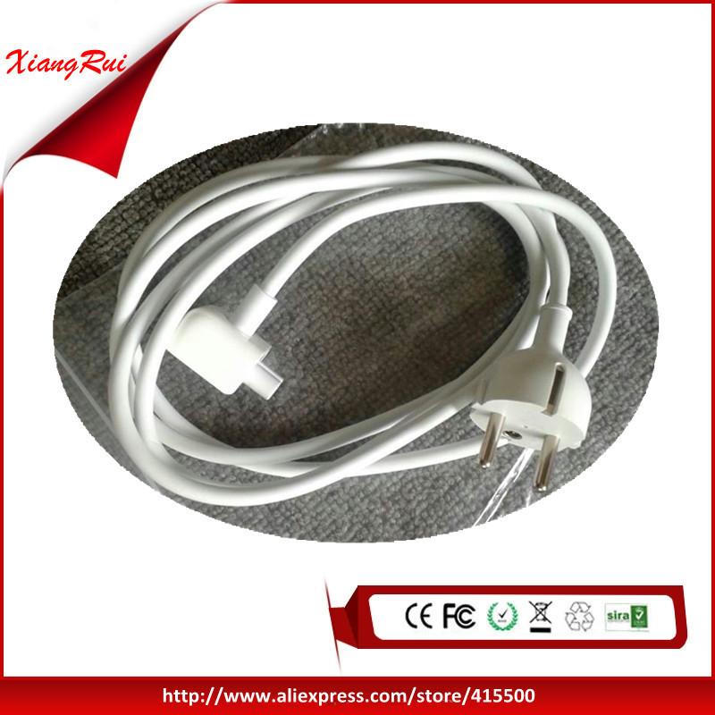 1.8M Original EU Volex AC Extension Power Cord For Apple Macbook(China (Mainland))