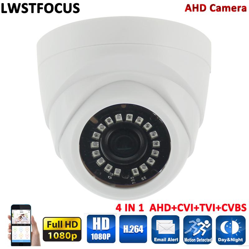 LWSTFOCUS 1/2.7'' Color CMOS Sensor AHDH 1080P AHD Camera Indoor Dome Security Camera AHD 1080P Indoor Security Cameras 3MP Lens(China (Mainland))