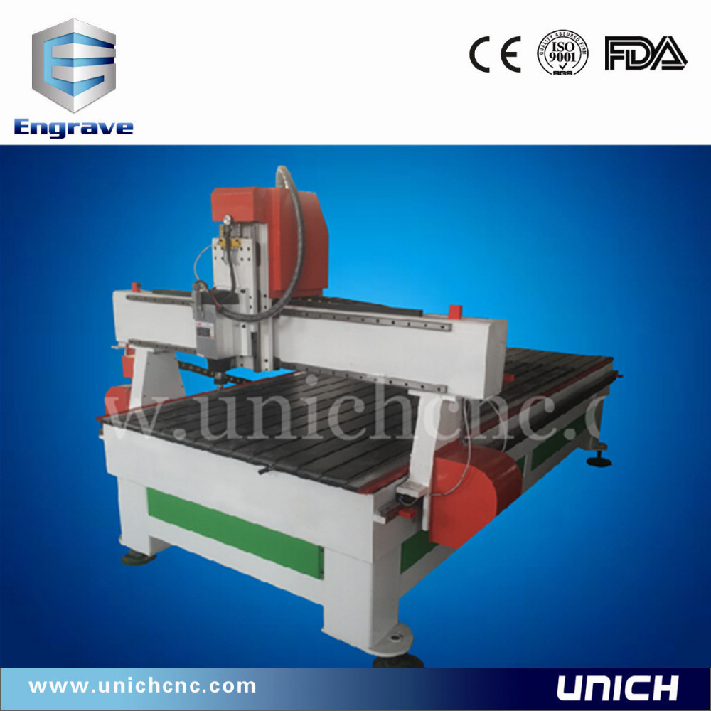 Mor stable and cost effective cnc wood engraving machine