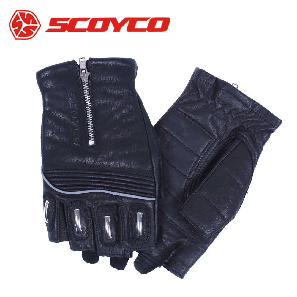 2015 New Arrival Scoyco Mc25 High End Men 39 S Leather Gloves