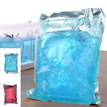 Ant Workshop Gel Ants Home Farm Kids Children Toys Ants Feeding Mania Gel Special Gel for Ant Maze(China (Mainland))