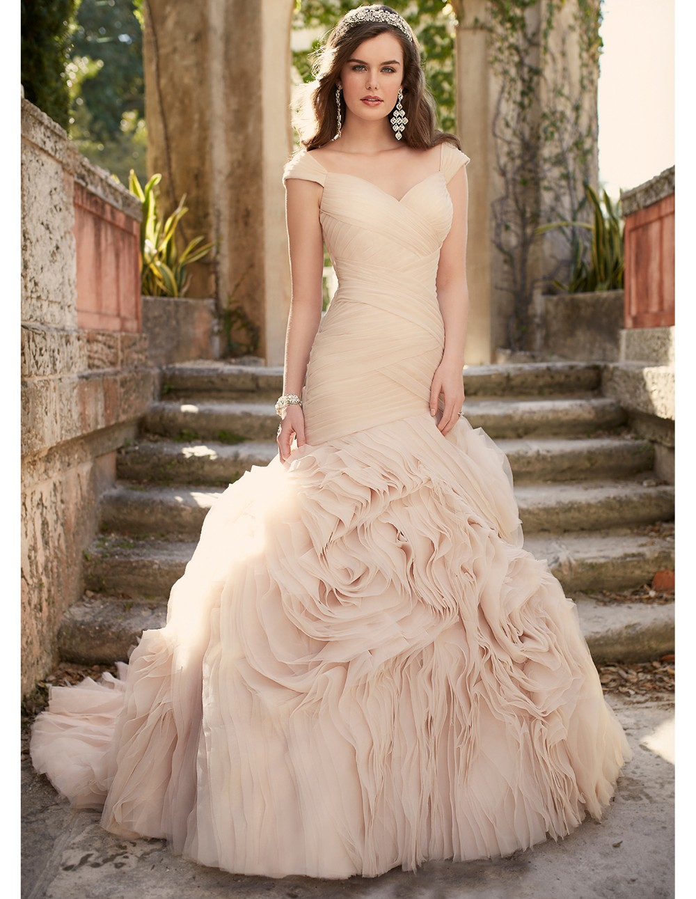 Online Get Cheap Wedding Dresses Blush Pink -Aliexpress.com ...