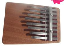 New Africa Kalimba Thumb Finger Piano 8 Notes Red Mahogany And Metal Calimba Percussion Instrument Learning Education Toys(China (Mainland))