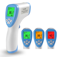 Buy DT-8809C Digital Infrared Baby Adult Thermometer Non-contact Forehead Temperature Meter 32~43C/ 90-109.4F for $13.44 in AliExpress store