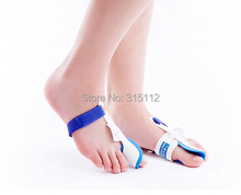 Health Care Products bone Ectropion Toes outer HAV Splint For Hallux Valgus Correction Toes sets toes