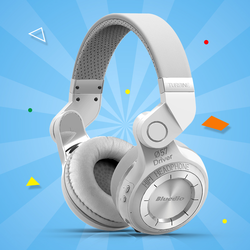 Bluedio hot T2 Bluetooth Headphones Wireless headset Folding Headphones Built-in Mic BT4.1 Powerful Bass Over-ear Headphones(China (Mainland))