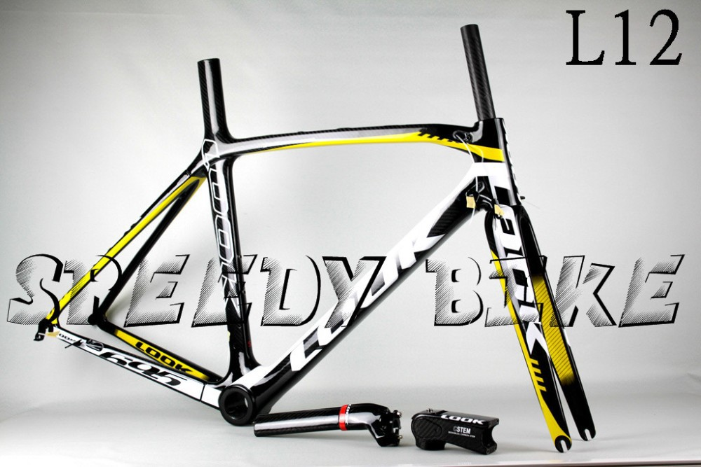 Рама для велосипеда DCRF04 L21 colnago c59