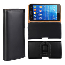 Universal Belt Clip Holster Leather Case Cover for Motorola MOTO x play 5.5 inch mobile phone cases Accessories