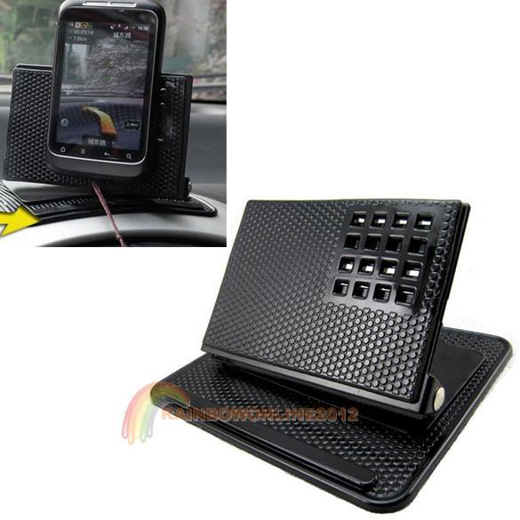 Гаджет  R1B1 Sticky Mat Anti Slip Pad Car Flat Holder Dash Support for Cellphone None Изготовление под заказ