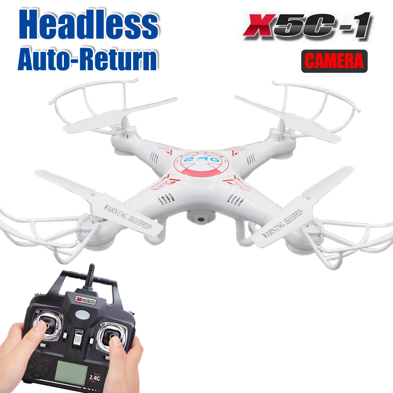 X5C-1 X5C RC Drone with Camera 720P HD Remote Control Quadcopter Helicopter 2.4G Professional Drones Dron / X5 without camera<br><br>Aliexpress