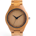 Bobobird New 2015 Top Brand Designer Full Wood Watches for Men Japanses 2035 Moyia Movement Quartz