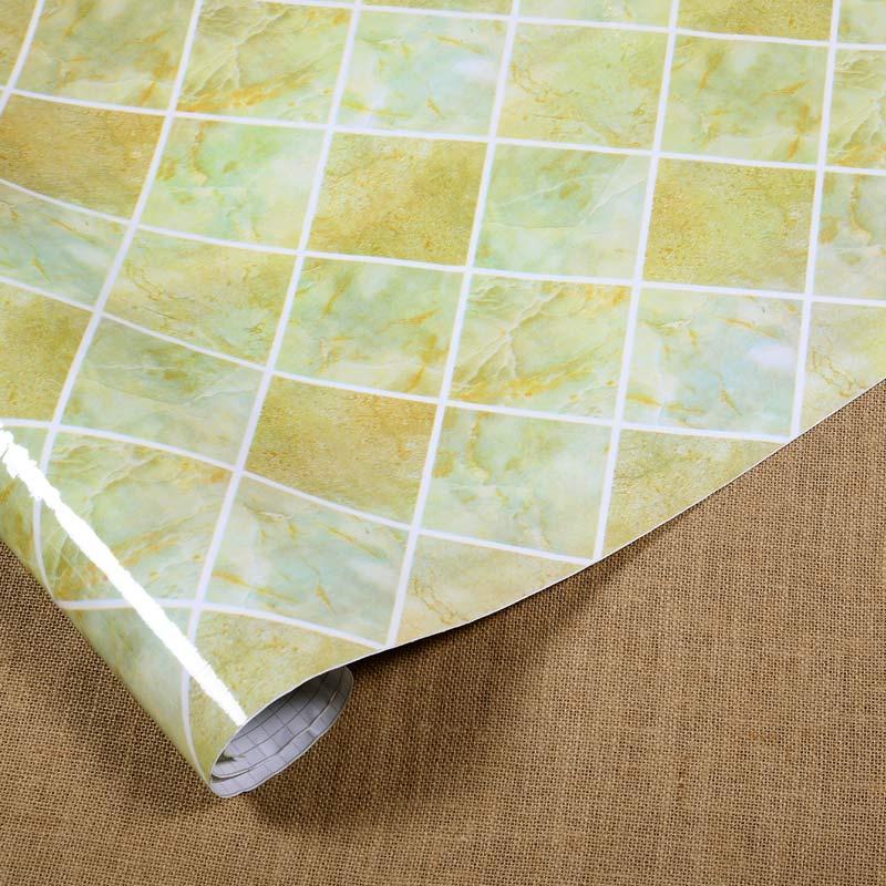 Achetez en gros cuisine carrelage mural dosseret en ligne - Mosaique auto adhesive salle de bain ...