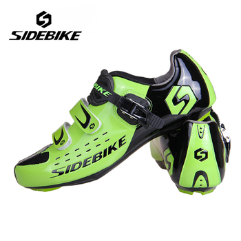 SIDEBIKE Men Women Road Cycling Shoes Bicycle Athletic Shoes Mountain Bike Racing Sports Riding Sapatilha Size 40-46