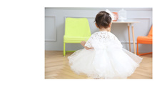 Latest set of one year old baby girl baptism dress princess wedding vestidos tutu 2016 baby