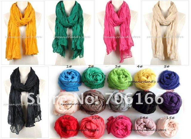 adult scarves,women scarf, girls shawl.175cm*100cm,COTTON VOILE made,MIXED color sell+EMS/DHL free shipping