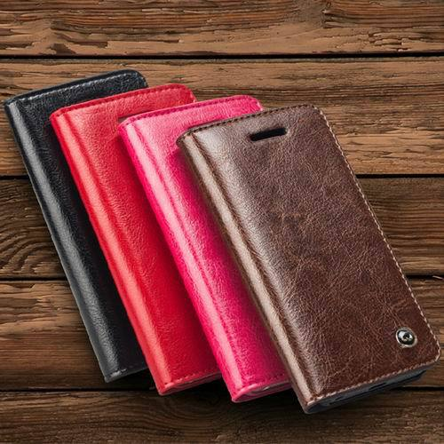 For iphone 5 / 5s case genuine leather mobile phone cover,fashion and durable wallet case mobile phone cover for iphone 5(China (Mainland))