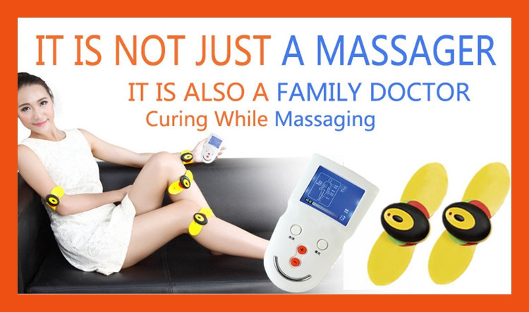 2013 new products portable electric back massager rolling back massager power kneading massager(China (Mainland))