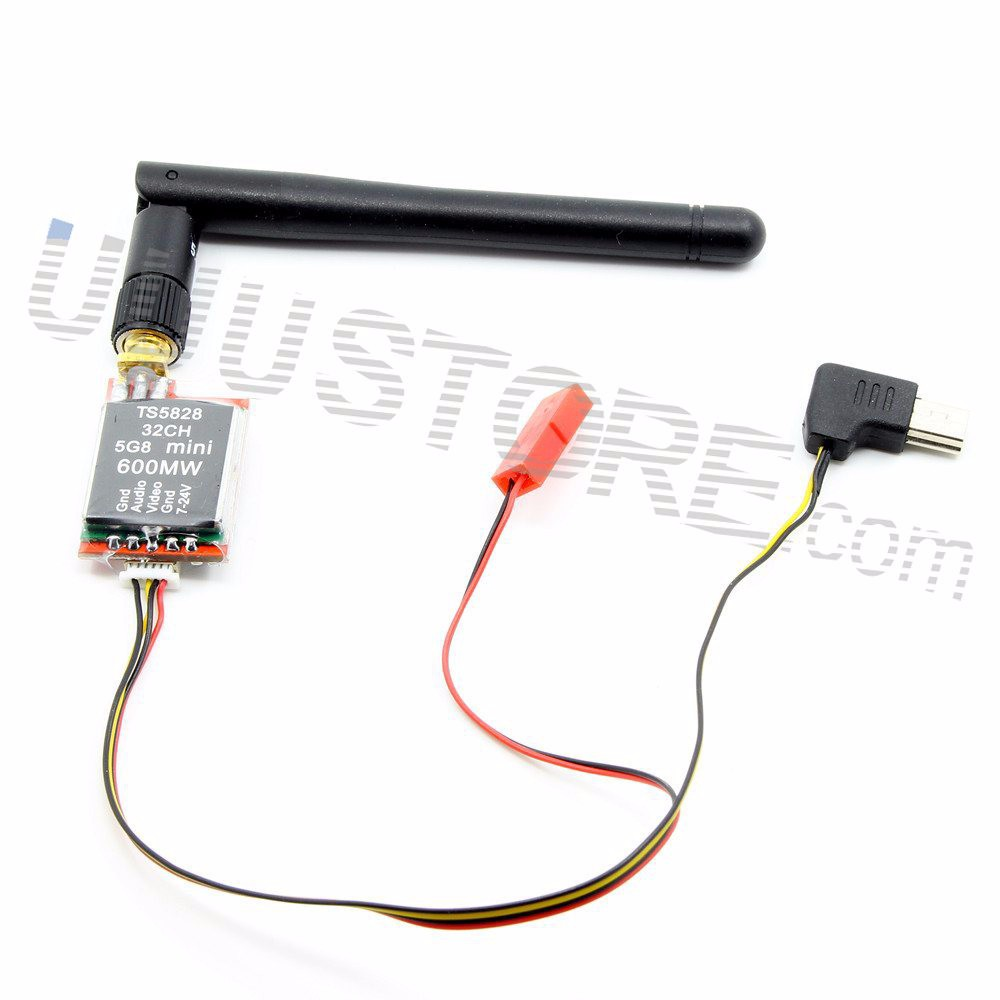 FPV Combo System 5.8Ghz 600mw 5km Transmitter and Receiver