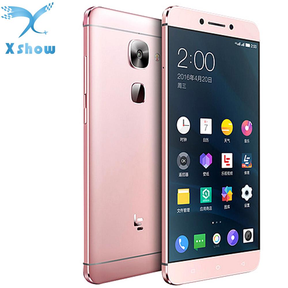 "100%Original Letv LeEco Le 2 X620 MTK6797 Deca Core FDD LTE Cell Phone Android M 5.5"" 3GB 16/32GB 1920X1080 16.0MP Fingerprint(China (Mainland))"