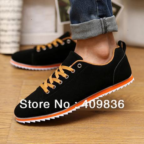 men's casual shoes sandals male shoes USES British men's boat shoes 39--44 kl(China (Mainland))