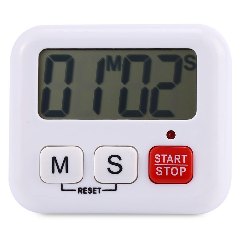 On Selling CS - 029 LCD Digital Kitchen Timer Cooking Alarm Clock Cook Stopwatch Timer Sports Count Down Up Alarm For Dinners(China (Mainland))