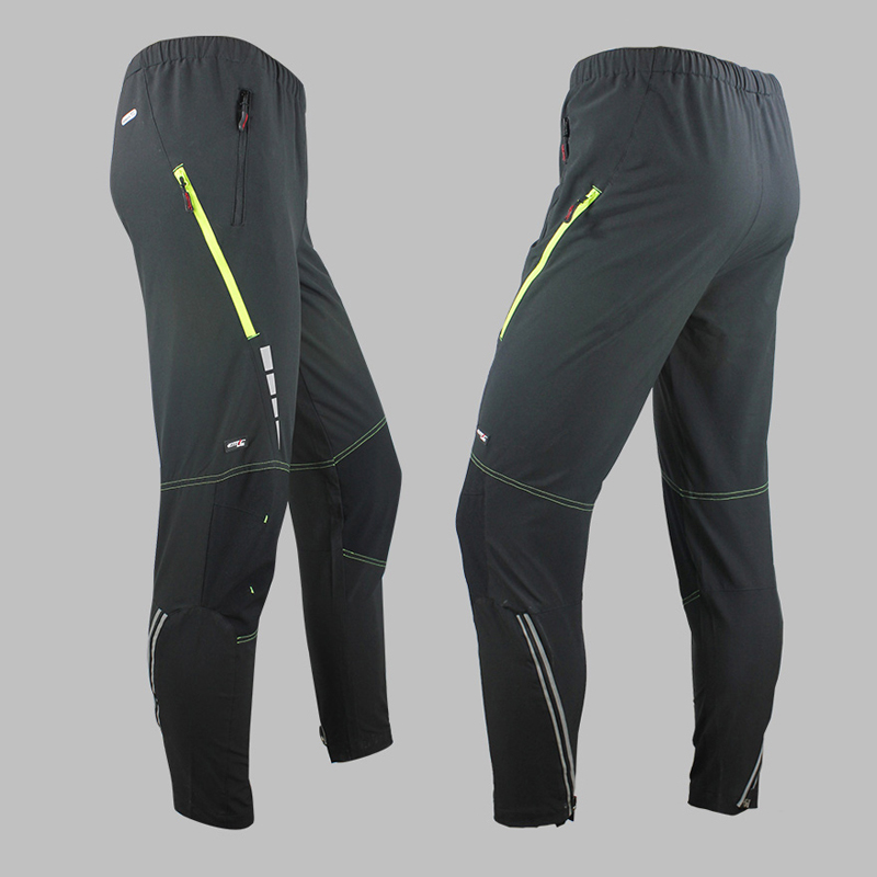 Mens Winter Bicycle Cycling Clothing Bike Windproof Fleece Thermal Pants Trousers M-XXXL<br><br>Aliexpress