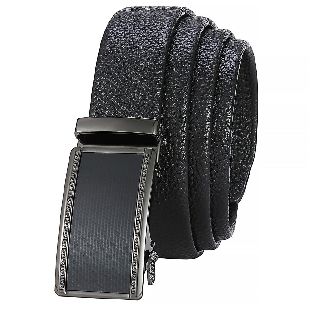 Men Belt 2016 Automatic Buckle Brand Designer Leather Belts High Quality Dress Belt Formal Business Waist Strap Ceinture Homme(China (Mainland))