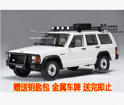 Beijing 2500 Jeep Cherokee SUV 1:18 Original high quality alloy car model Toy Limited Collection Christmas gift Boy Explore<br><br>Aliexpress