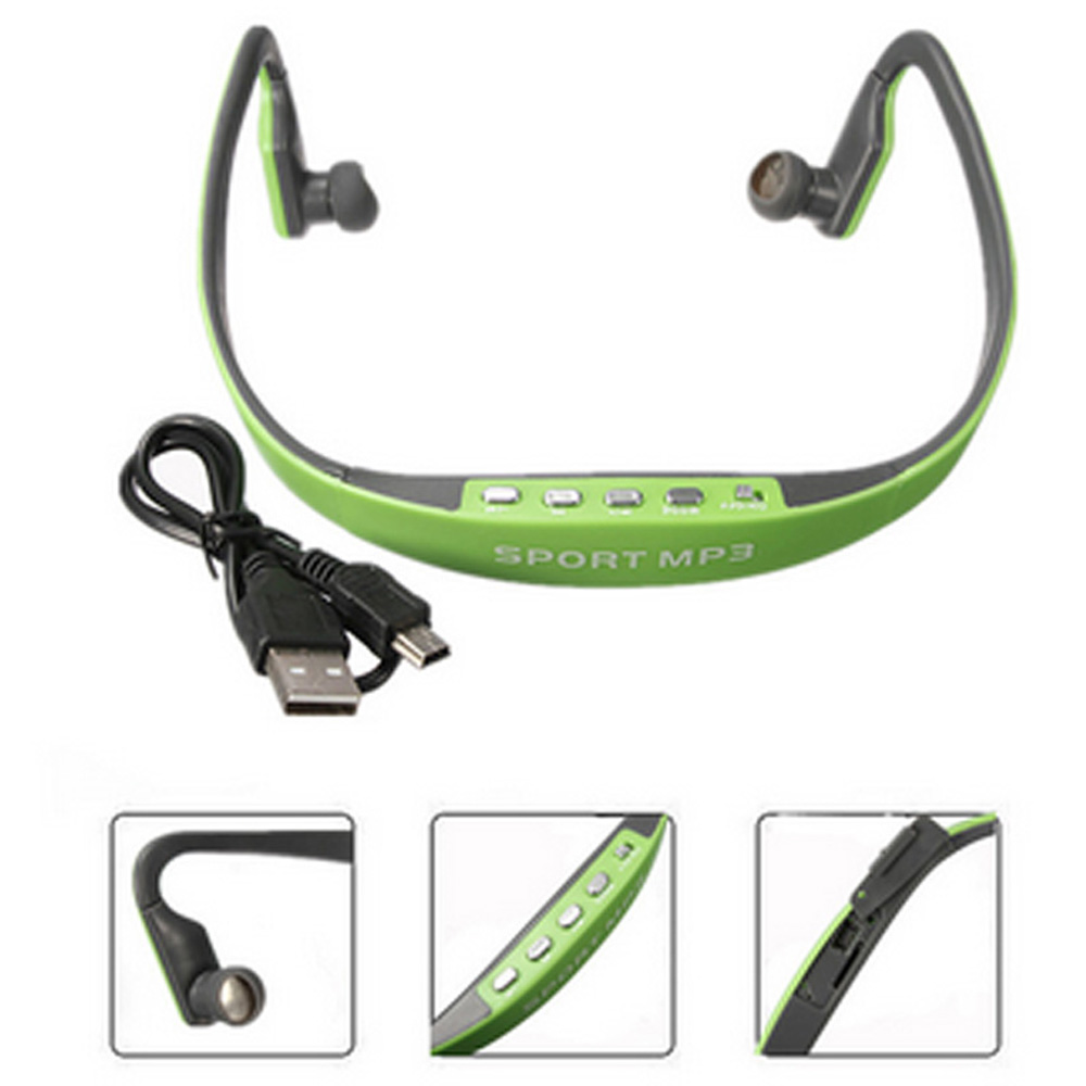 2015 Hot Universal Handfree Sport Wireless Bluetooth Stereo Headphone Headset Earphone with Card openning For MP3 player(China (Mainland))