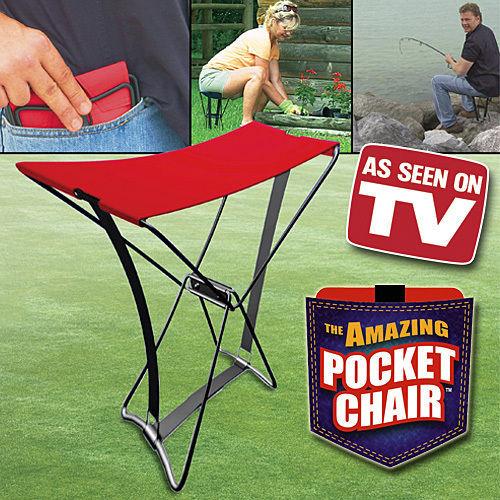 new Amazing pocket chair portable folding Chair mini