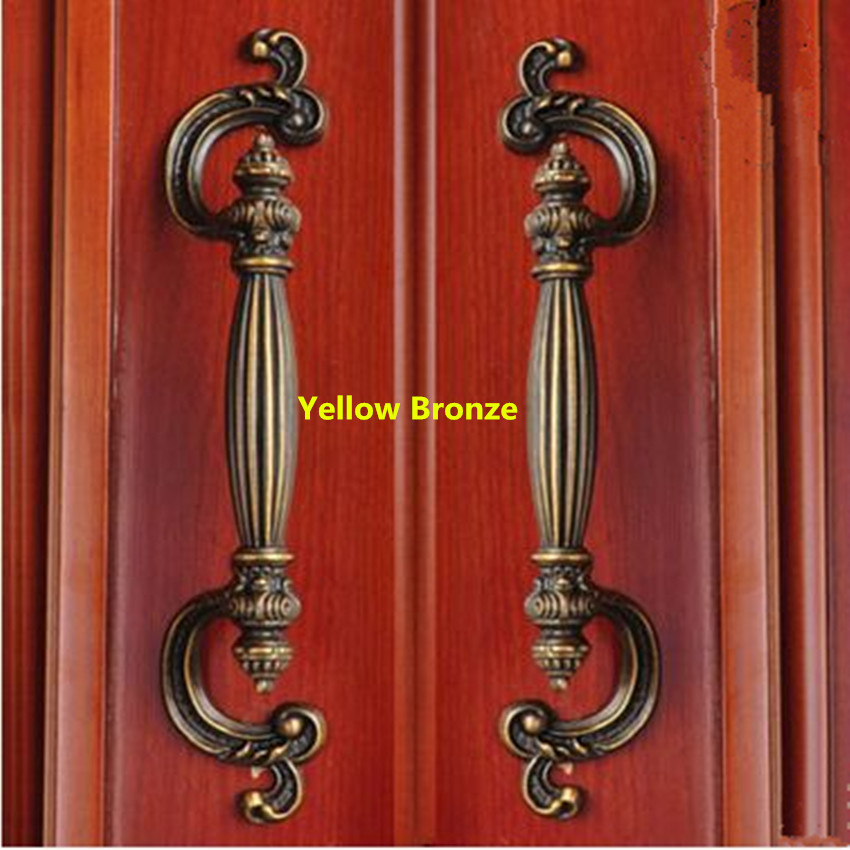 128mm creative rustico vintage furniture handle antique brass drawer cabinet pull knob 5